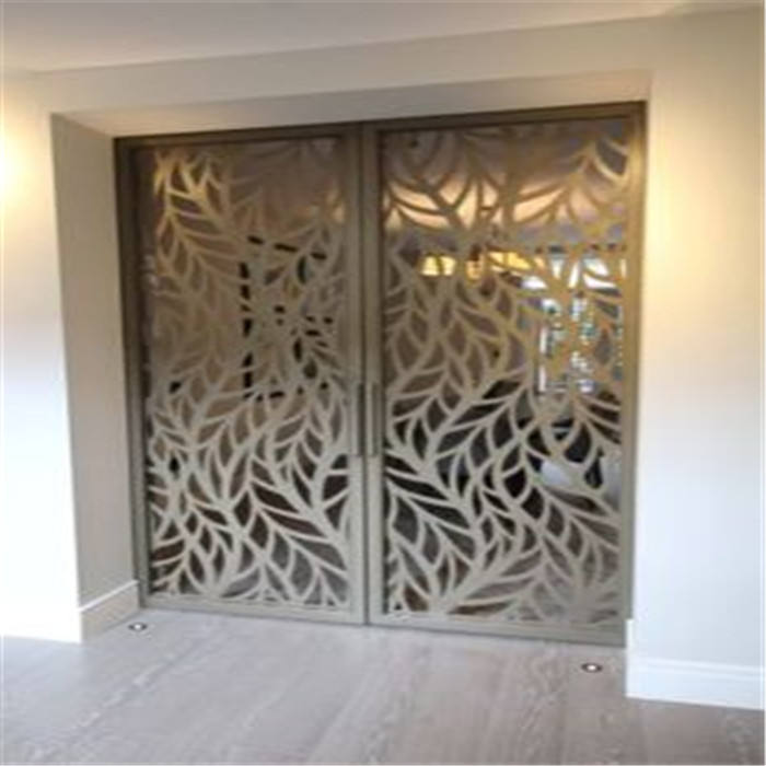 Laser Cut Metal Decorative Wall Art Panel Sculpture For Home, Office , Indoor or Outdoor Use