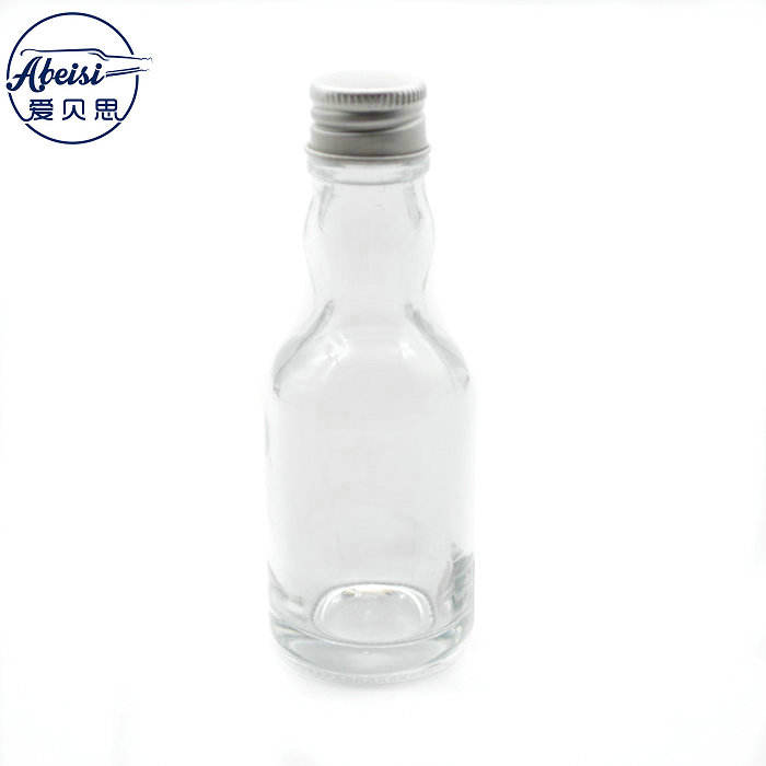 Mini probe container mit aluminium 30ml <span class=keywords><strong>whisky</strong></span> glas <span class=keywords><strong>flasche</strong></span>
