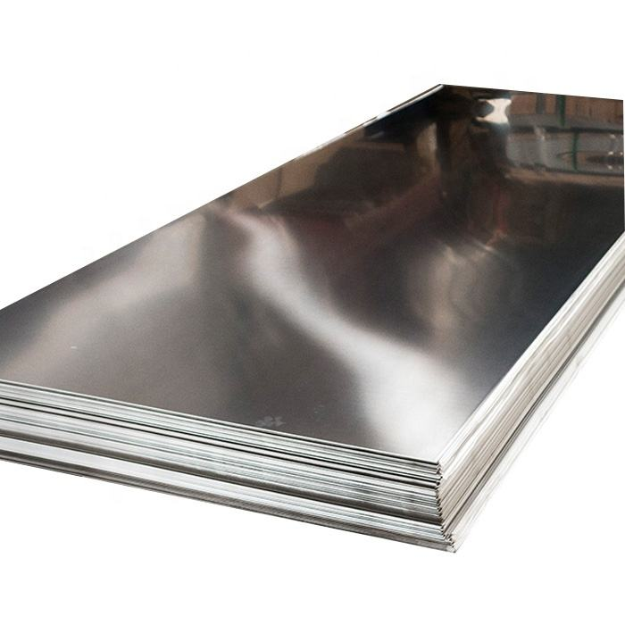 decorative stainless steel sheet BA 2B 8K surface SS sheet/plate