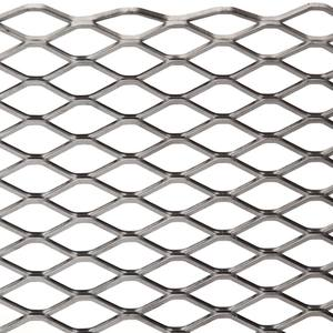2020 Hot Sale New Design Steel Aluminum Expanded Metal Mesh Price