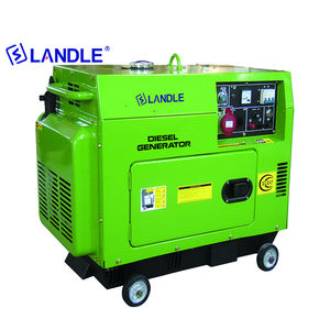 8kw/10kva diesel generation made in china