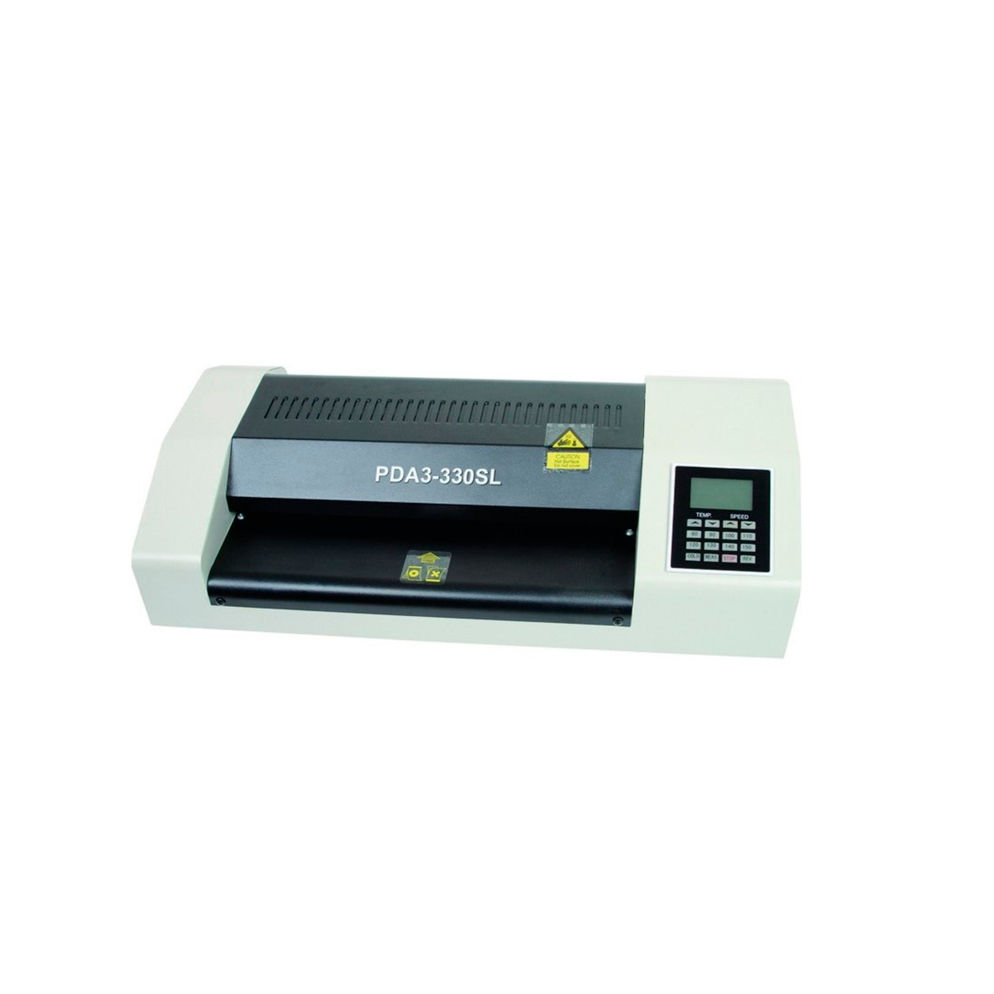 SONTO 230SL High Quality 4 Rollers Hot Pouch Id Card Laminator Laminating Machines