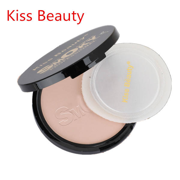 Wholesale Oil Control Long Lasting Natural Matte Compact Powder