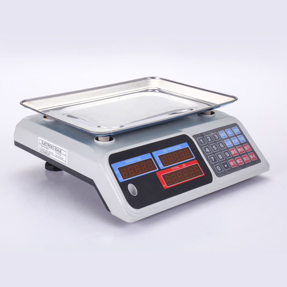 2020 New style 30kg Commercial Bench scale Digital weighing scale ACS-268B