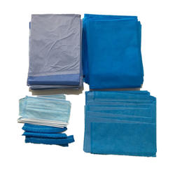 Disposable medical surgical bag