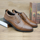 Professional custom fashion comfortable lofer leather sneakers men