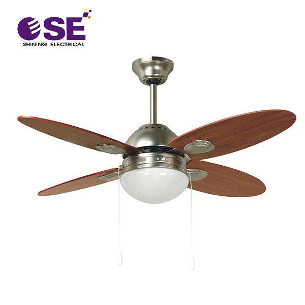New Model adorn hanging fans Factory 42 inch Decorative Ceiling Fan
