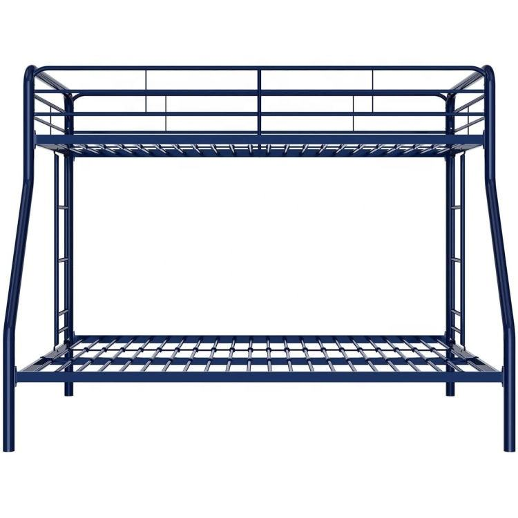 New design metal home furniture for bedroom cheap super single double bunk bed triple bunk bed