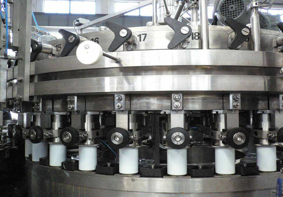 Plastic Beer Canning Line with CE certificate