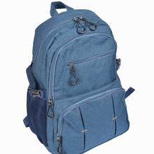Waterproof Daily Laptop Recycled RPET Polyester Casual Bag Backpack