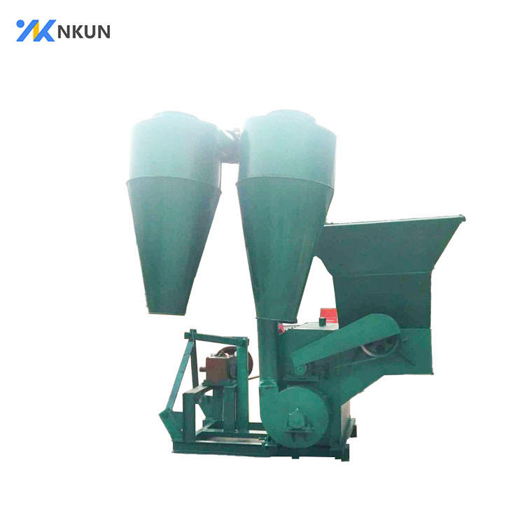 Large Output Automatic Portable Containerized Feed Mills