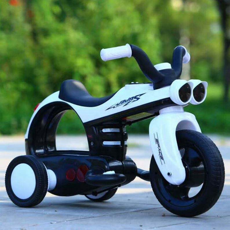 Wholesale three wheel Electric motorcycle for children bike moto toys ride on kids magic car with best quality