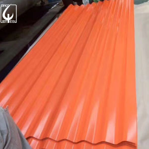 Metal Roofing Sheet Steel Roofing Sheet Galvanized Corrugated Steel Plate