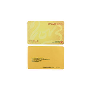 ultralight EV1 rfid ticket PET Card with rfid chip card