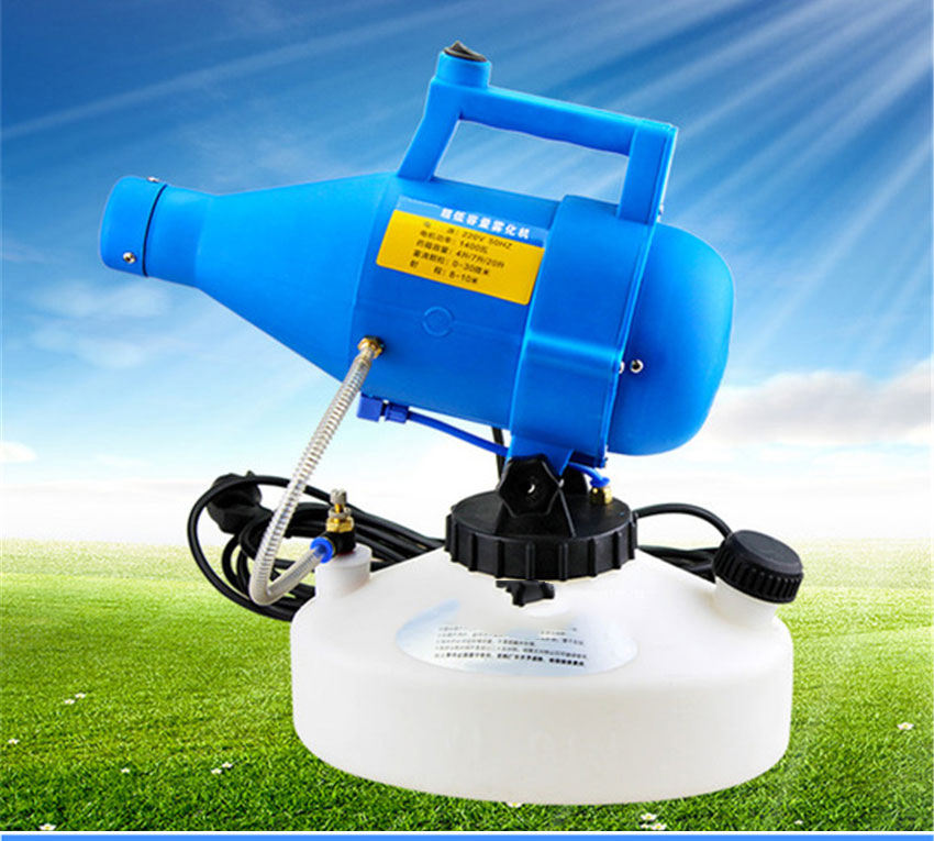 Multi-function air disinfection spray machine Agricultural pesticide mosquito spray fogger machine thermal fogging machine