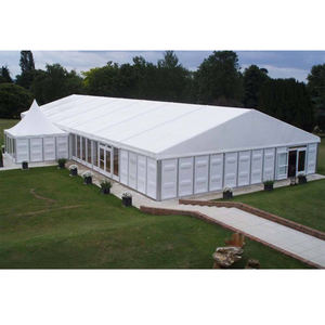 Large Outdoor Heavy Duty Cheap Aluminum Pvc Wedding Event Party Storage Warehouse Tents For Sale