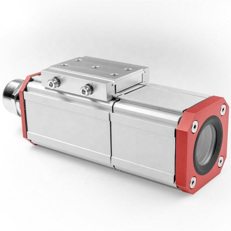 CNC milling anodized aluminum industrial outdoor camera enclosure