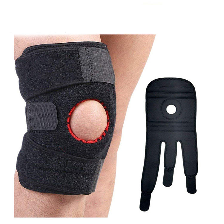hot sale exercise pads home workouts elastic volleyball basketball tactical knee pads