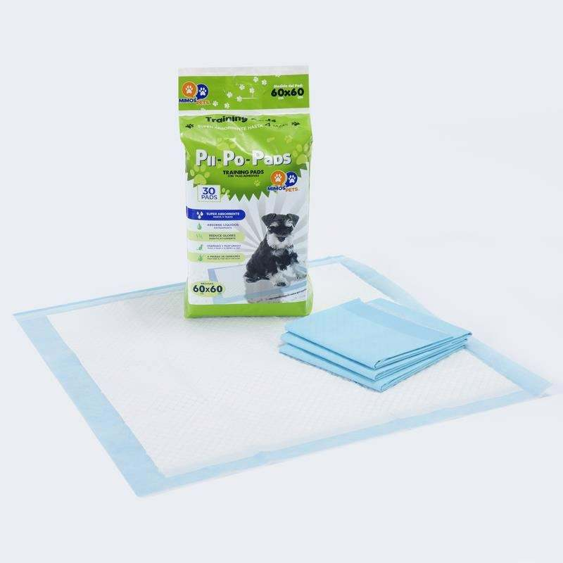 Latest china new model eco-friendly pet training super absorbent dog puppy pee pads