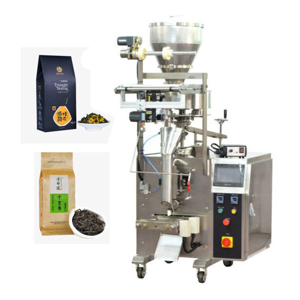 Fadekang tea/tea leaf bag making packing machine price for small business