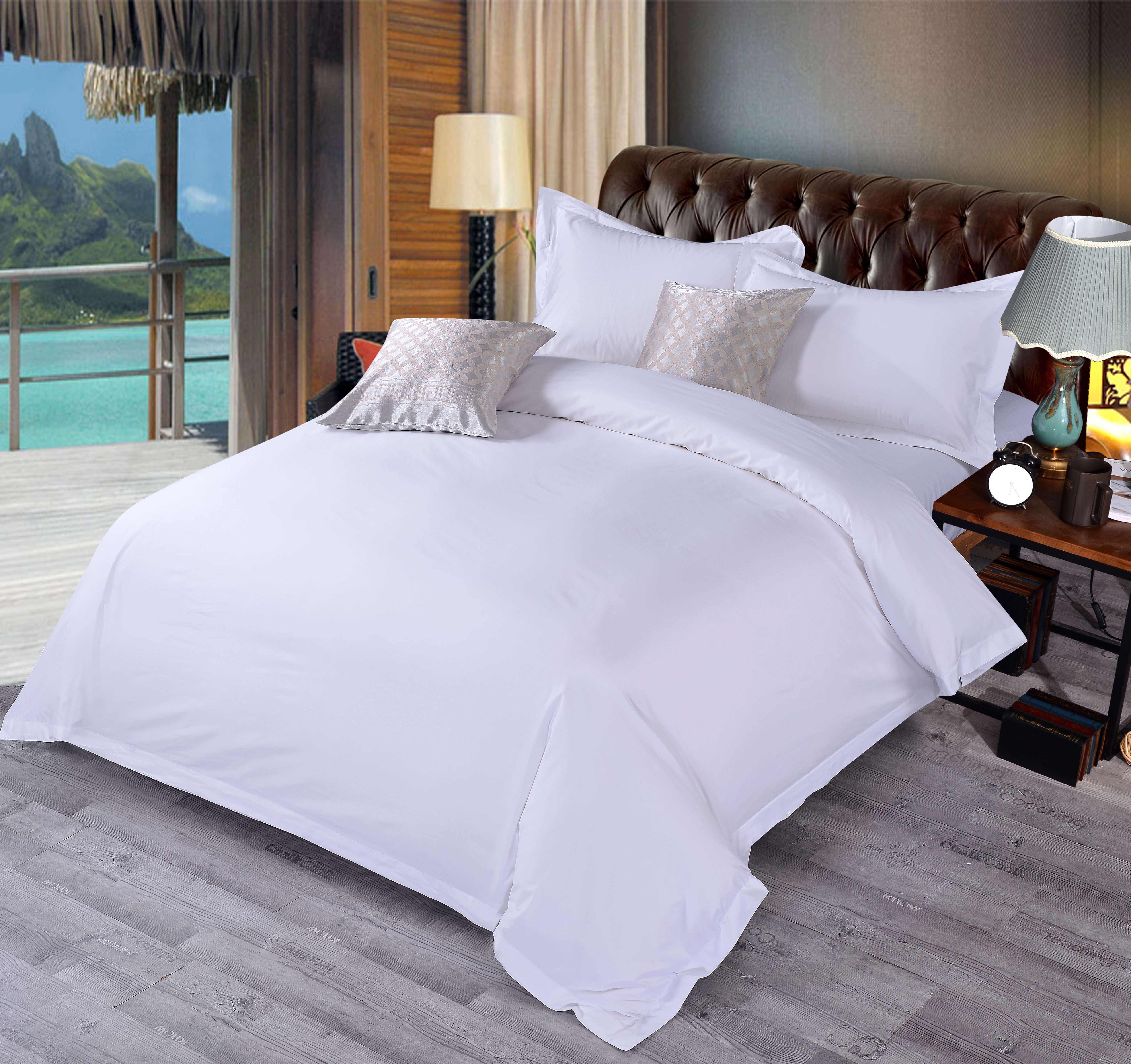 Hotel sateen sheets — img 9