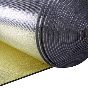 Acoustic Floor Fireproof Building Material Roof Heat Insulation Board Coated Aluminium Foil Insulated Cross Link Xpe Foam