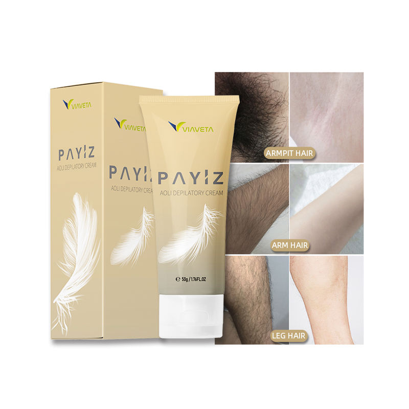 High Quality OEM Professional Facial Hair Removal Lotions Painless Armpit Hands Face Body Legs Hair Removal Cream For Men Women