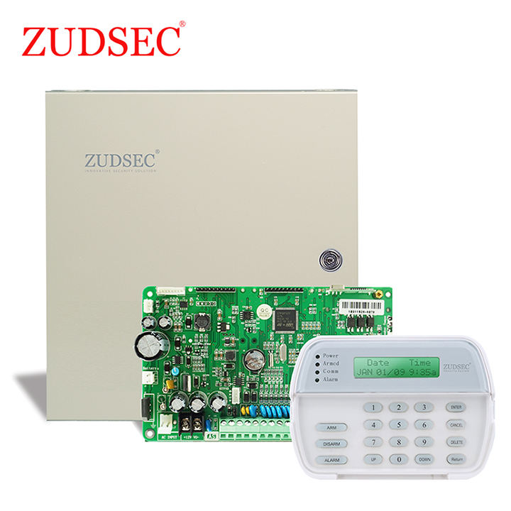 Anti-theft Wireless PSTN/ GPRS/ GSM Home Burglar Security Alarm System For Project Use