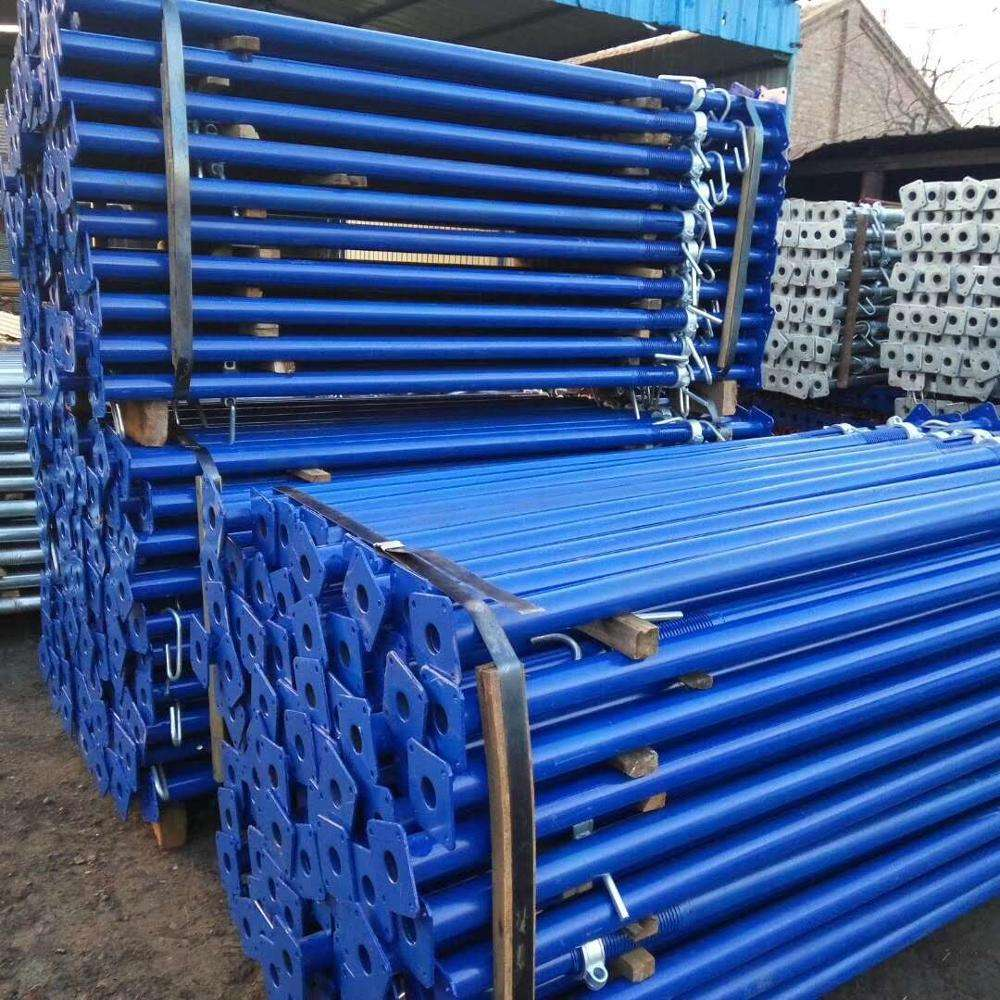 Used Scaffolding Steel Props Adjustable Shoring Used Scaffolding