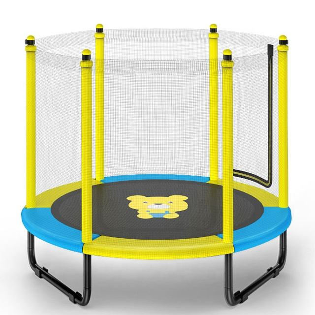 Kids Trampoline with protective net