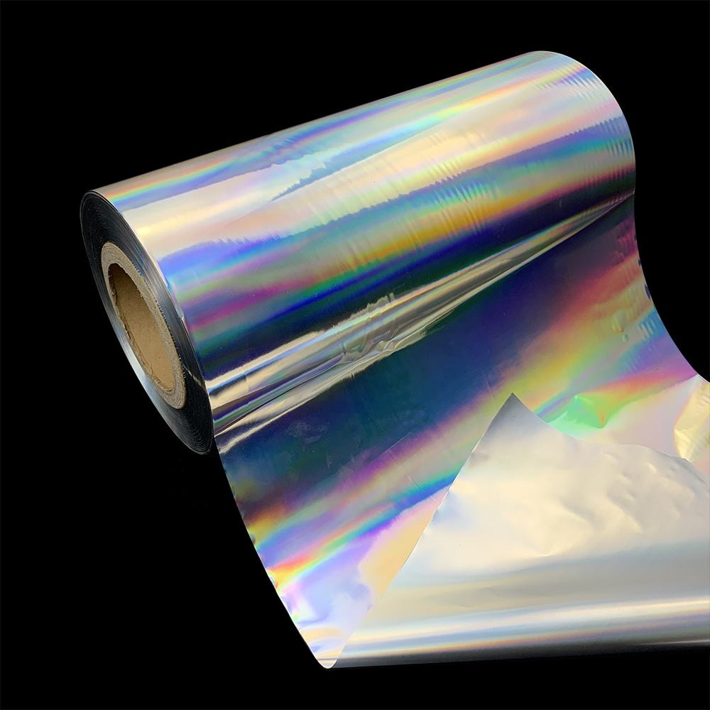 Thermal lamination film bopp bopet plastic film for paper bag paper box laminating film eva dry and green laminate