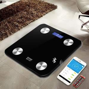 Amazon Best Seller customized bathroom smart body fat bluetooth scale Digital Weight scale body composition monitor smart scales