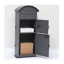 High Quality Metal Mailbox Outdoor Mailing Boxes Wall Mounted Post Box Mail Box