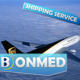 clearing and forwarding agent/customs clearance service/warehouse/door to door cargo from China to Canada