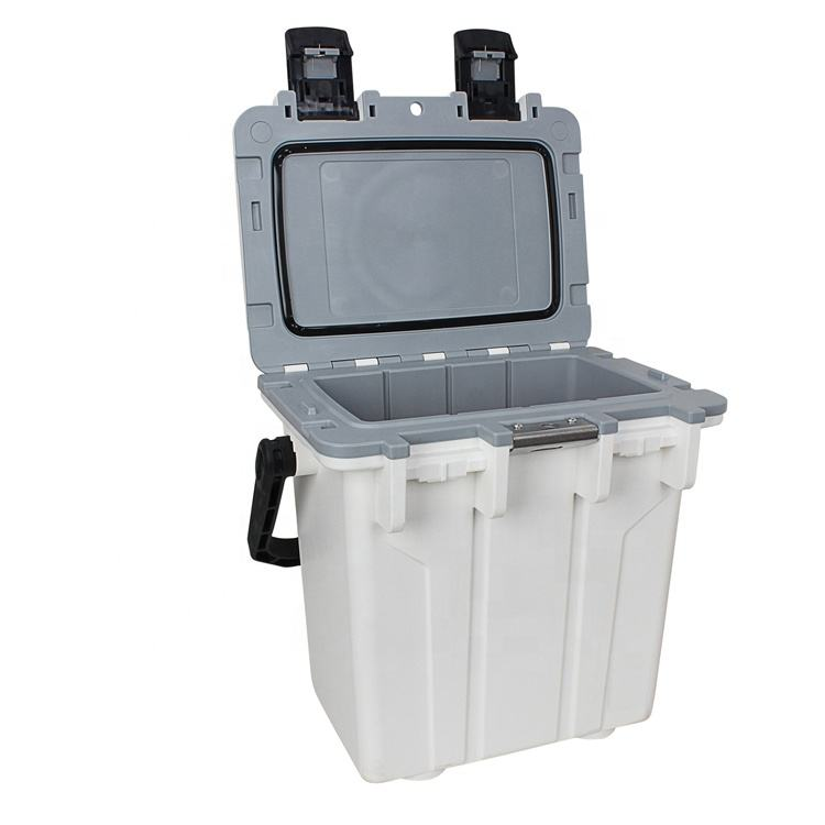 Injection molding plastic cooler box mini size 20L for picnic party