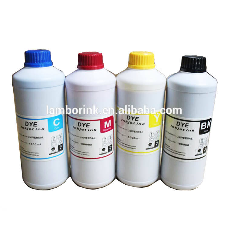 vivid color printing dye ink for epson L800 series printer
