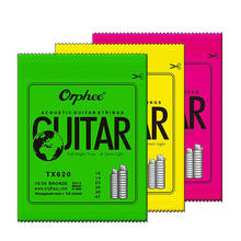 Hot Sell Acoustic Guitar String Orphee TX620 TX630 TX640 Wholesale