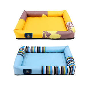 Pet Dog Bed Mat Cushion Crate Mat Soft Pad Washable and Cozy for Medium Large Dog