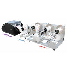 Automatic Roll to Roll Label Printer Supplied by Factory