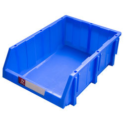 plastic tools holding parts crates,Stackable factory parts bin wholesale organizers