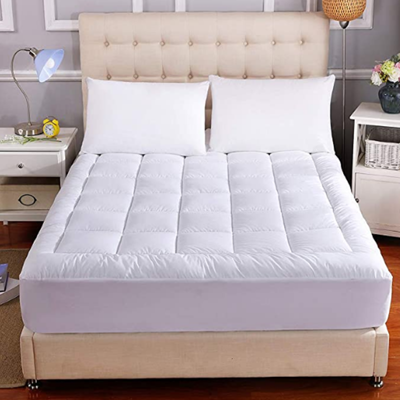 waterproof fitted sleepwell mattress bed pad for sale
