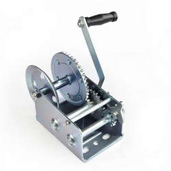 Heavy Duty Manual Hand Winch, Hand Crank Strap Gear