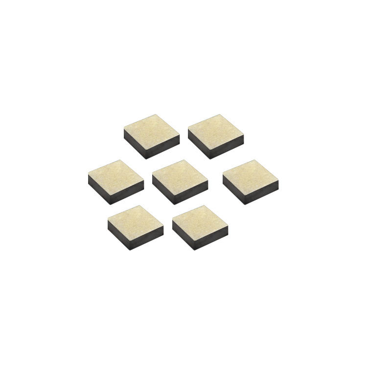 Silver wire bonding NTC thermistor die ntc thermistor bare chip ntc