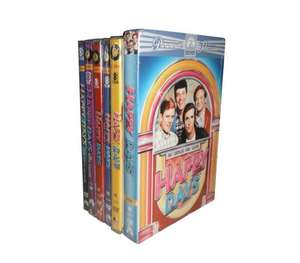 Happy Days 22DVD Movies tv series Cartoons CDs Fitness Dramas DVD Complete Boxset Chirstmas gift UK DPD US UPS custom safe