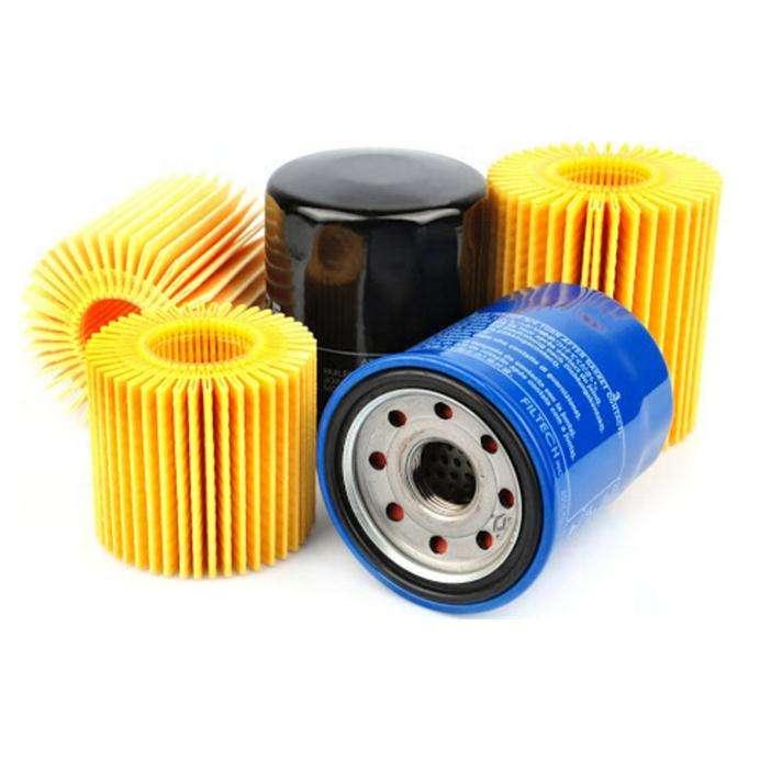 Kabin hava filtresi özel araba motoru yağ filtresi