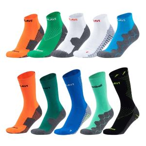 Athletic sport men basketball custom logo socks outdoors running sports basketball socks