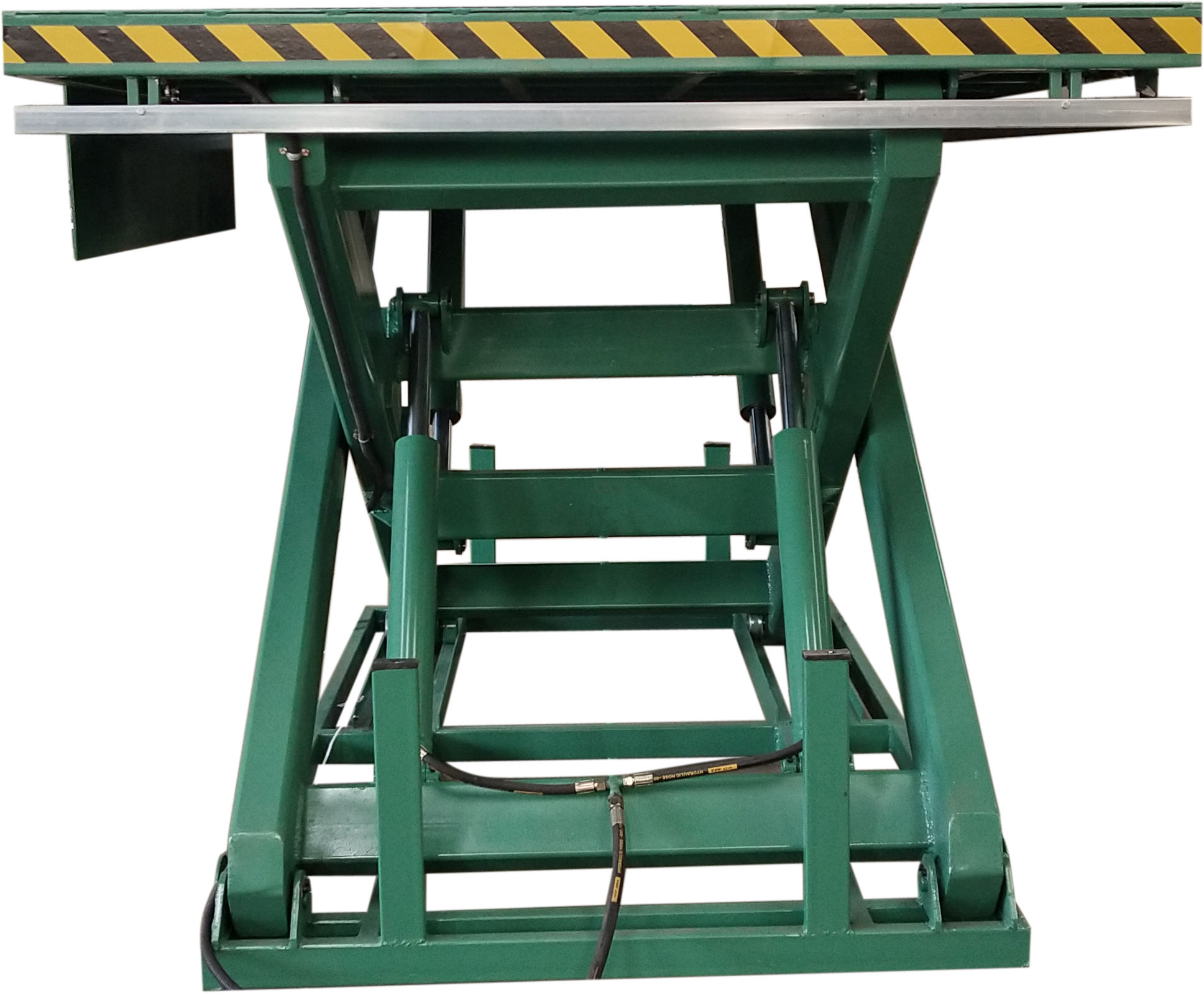 ZX Brand Quality Mobile Lifter Air Scissor Jack Lift