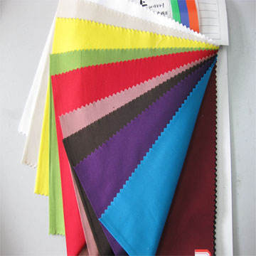 Wholesale high quality Textiles/Fabrics Combed reactive 100% cotton poplin plain dyed fabric