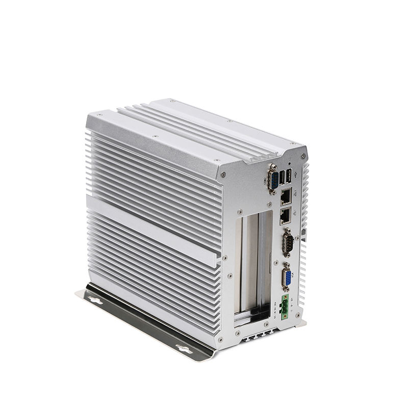 Intel celeron embedded dual core fanless box pc industrial computer