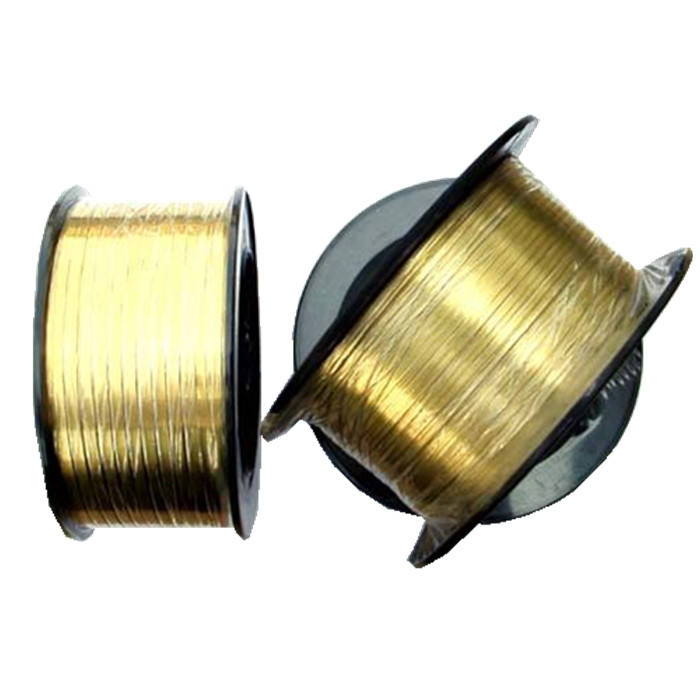 High quality H65 brass wire manufacturer/CuZn37 brass wire soft wire/99.99% copper wire
